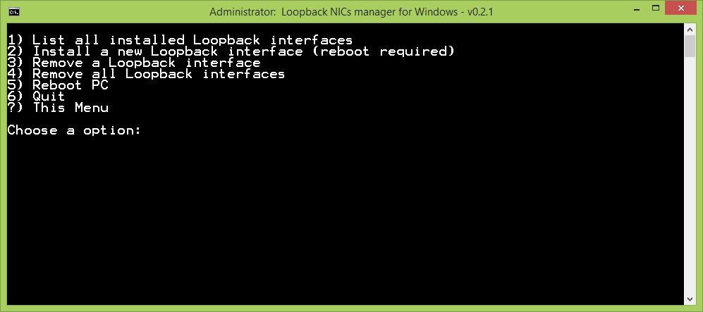 Фиг. 13. Loopback Manager