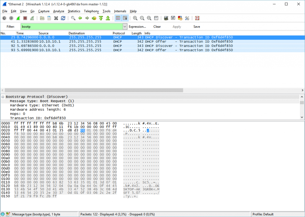 WireShark-DHCP1